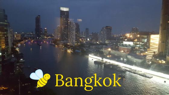 1 night in Bangkok (well 3 actually!)