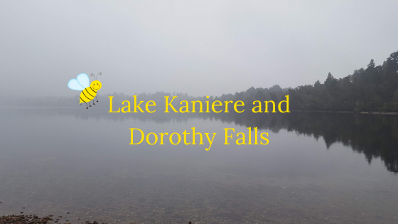 Lake Kaniere and Dorothy Falls