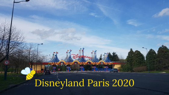 Disneyland Paris February 2020 Part 1